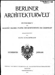 architekturwelt